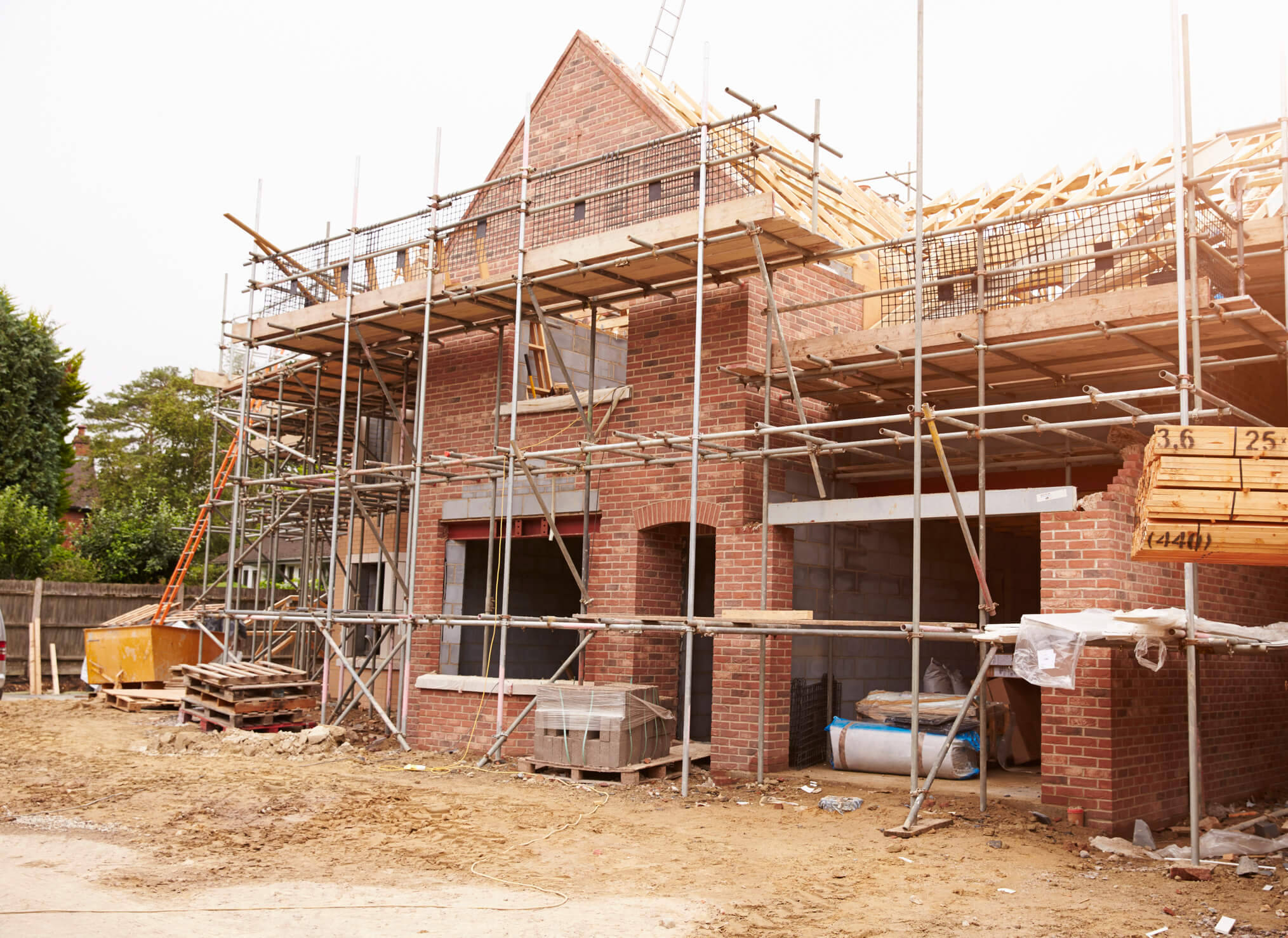 Domestic Scaffolding Dunstable
